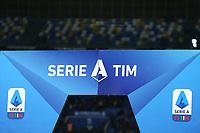 banner Serie A<br /> Napoli 29-02-2020 Stadio San Paolo <br /> Football Serie A 2019/2020 SSC Napoli - Torino FC<br /> Photo Cesare Purini / Insidefoto