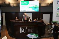 SÃO PAULO, SP, 22.10.2019 - ECONOMIA-SP - Leilão realizado pelo BNDES - Banco Nacional de Desenvolvimento Econômico e Social, da Lotex, serviço público federal de Loteria Instantânea Exclusiva, na Bovespa, nesta terça-feira, 22. (Foto Charles Sholl/Brazil Photo Press/Folhapress)
