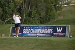 April 13, 2015; Ventura, CA, USA; Pepperdine Waves golfer Tatiana Wijaya during the WCC Golf Championships at Saticoy Country Club.
