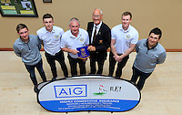 AIG Barton Shield Ulster Final 2016