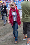 02.06.2012. Celebrities attending the ´Cadena 100´ 20th Anniversary Concert at stadium Vicente Calderon in Madrid.In the image:  Eugenia Martinez De Irujo (Alterphotos/Marta Gonzalez)