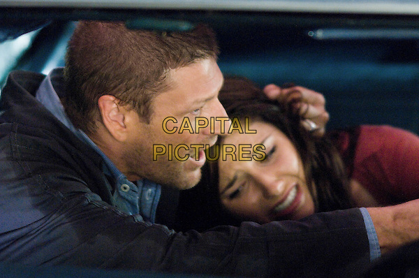 Sean Bean, Sophia Bush<br /> in The Hitcher (2007) <br /> *Filmstill - Editorial Use Only*<br /> CAP/NFS<br /> Image supplied by Capital Pictures