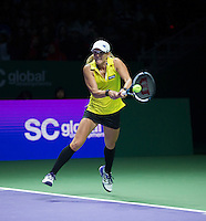 ANASTASIA RODIONOVA (AUS)<br /> <br /> The BNP Paribas WTA Finals 2014 - The Sports Hub - Singapore - WTA  2014  <br /> <br /> 22 October 2014<br /> <br /> &copy; AMN IMAGES