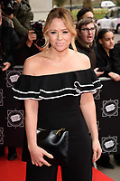 Kimberley Walsh<br /> arriving for TRIC Awards 2018 at the Grosvenor House Hotel, London<br /> <br /> &copy;Ash Knotek  D3388  13/03/2018