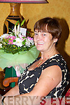 Head and Shoulder of Máire Mhic Giolla Rua Rtd Principal Scoil Mhic Easmainn on Friday night after 10years as principal..................