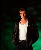 Daniel lavoie<br />  - Portrait exclusif vers 1995<br /> <br /> PHOTO : Agence Quebec Presse