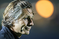 Manager of Wycombe Wanderers Gareth Ainsworth after the Sky Bet League 2 match between Wycombe Wanderers and Morecambe at Adams Park, High Wycombe, England on 12 November 2016. Photo by David Horn.