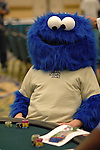 Cookie Monster plays day 1B.
