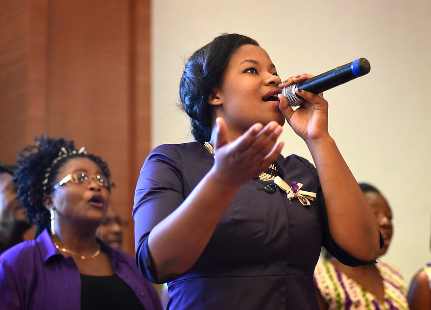 ABLI FORUM 2015. LILONGWE, MALAWI. DAY ONE. ABLI WORSHIP TEAM. 15/9/2015. PHOTO BY CLARE KENDALL.