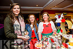 """ Cake Devils "" l-r Roisin Casey, Rona Finnegan and Lianne Finnegan. at the Castleisland Christmas Craft Fair in the River Island Hotel on Saturday."