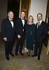 Steven Roth, Jordan Roth, Daryl Roth and David Hyde Pierce attend The New York Landmarks Conservancy's 21st Annual Living Landmarks Gala on November 6, 2014 at The Plaza Hotel in New York.<br /> <br /> photo by Robin Platzer/Twin Images<br />  <br /> phone number 212-935-0770