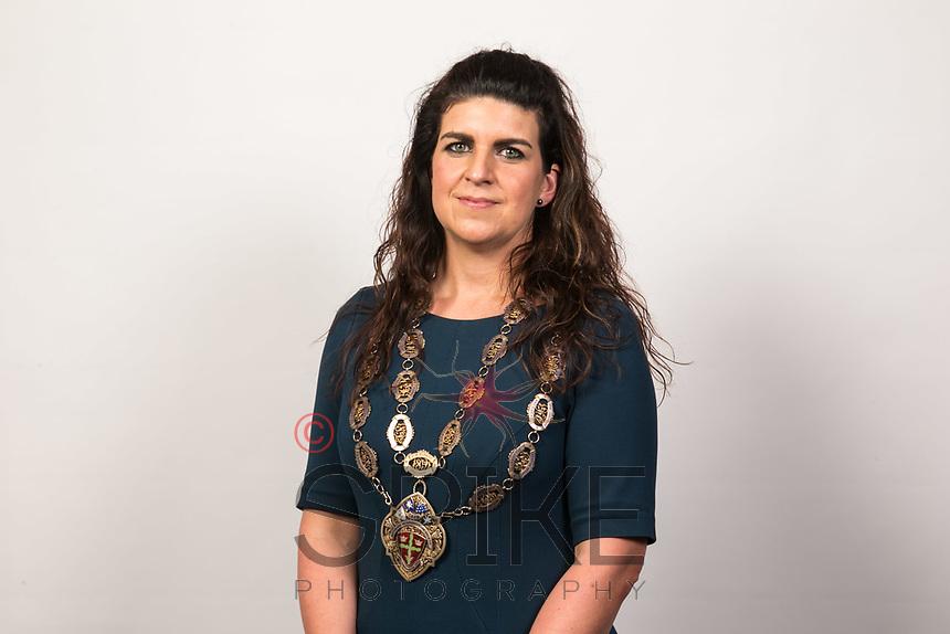 Kathryn Meir, President of Nottinghamshire Law Society