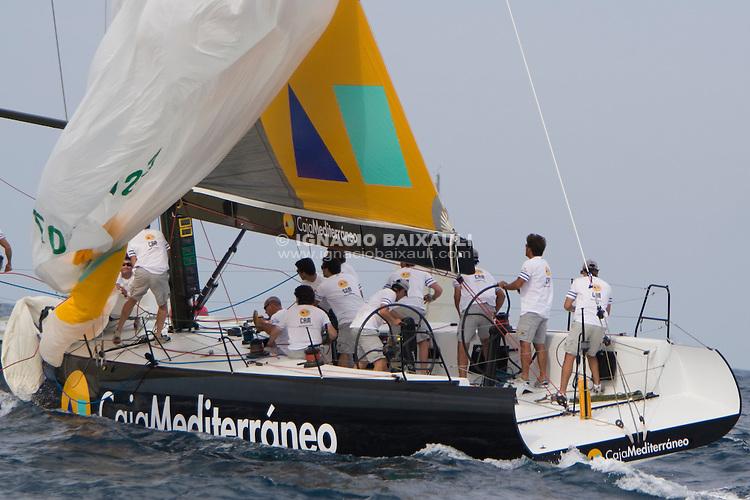 ESP7007 .CAM .F. LEON/ K. SANCHEZ LUNA .FERNANDO LEON .R.C.R. ALICANTE .XIII Regata Costa Azahar - 25 al 28 de Junio 2009, Real Club Náutico de Castellón