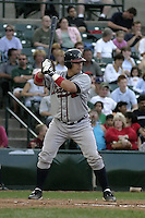 July 17, 2004:  Joe Depastion of the Richmond Braves, Triple-A International League affiliate of the Atlanta Braves, during a game at Frontier Field in Rochester, NY.  Photo by:  Mike Janes/Four Seam Images