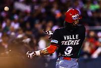 Sebastian Valle de mexico.<br /> <br /> Mexico pierde 5 carreras 4 , durante el  segundo d&iacute;a de actividades de la Serie del Caribe con el partido de beisbol  Tomateros de Culiacan de Mexico  contra los Alazanes de Gamma de Cuba en estadio Panamericano en Guadalajara, M&eacute;xico,  s&aacute;bado 3 feb 2018. <br /> (Foto  / Luis Gutierrez)