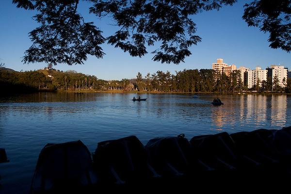 Sao Lourenco_MG, Brasil...Parque das Aguas em Sao Lorenco...The Water Park in Sao Lorenco...Foto: MARCUS DESIMONI / NITRO