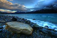 Abraham Lake, Alberta