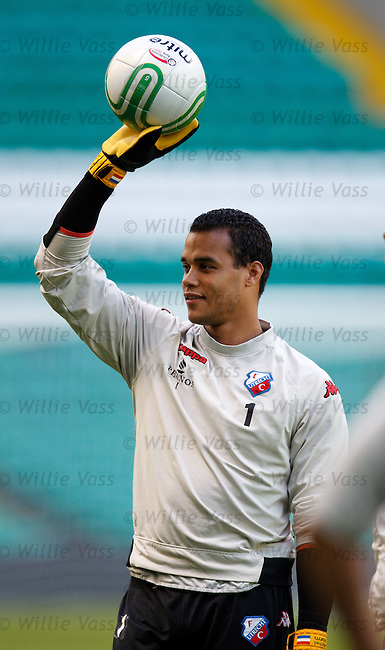 FC Utrecht goalkeeper Michel Vorm