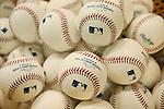 Ball, <br /> NOVEMBER 14, 2014 - Baseball : <br /> 2014 All Star Series Game 2 <br /> between Japan and MLB All Stars <br /> at Tokyo Dome in Tokyo, Japan. <br /> (Photo by YUTAKA/AFLO SPORT)[1040]