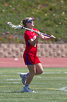 Torrance, CA 05/11/13 - Madison Jacobs (Los Alamitos #7) during the 2013 Los Angeles/Orange County Championship game between Los Alamitos and Agoura.  Los Alamitos defeated Agoura 19-4.