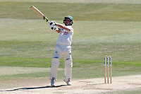 Tom Moores hits 4 runs for Notts during Essex CCC vs Nottinghamshire CCC, Specsavers County Championship Division 1 Cricket at The Cloudfm County Ground on 22nd June 2018
