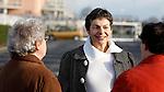 20080108 - France - Aquitaine - Pau<br /> PORTRAITS DE MARTINE LIGNIERES-CASSOU, CANDIDATE PS AUX ELECTIONS MUNICIPALES DE PAU EN 2008.<br /> Ref : MARTINE_LIGNIERES-CASSOU_012.jpg - © Philippe Noisette.