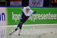 SCHAATSEN: HEERENVEEN: IJsstadion Thialf, 27-12-2015, KPN NK Afstanden, 5000m Heren, Jan Blokhuijsen, ©foto Martin de Jong