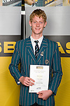Boys Mountain Biking winner Adrian Retief from Kristin School. ASB College Sport Young Sportperson of the Year Awards 2008 held at Eden Park, Auckland, on Thursday November 13th, 2008.