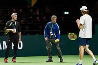 Rotterdam, Netherlands, 12 Februari, 2018, Ahoy, Tennis, ABNAMROWTT, Stefanos Tsitsipas<br /> Photo:tennisimages.com