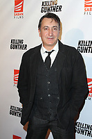 LOS ANGELES - OCT 14: Peter Kelamis at the premiere of Saban Films' 'Killing Gunther' at the TCL Chinese Theatres on October 14, 2017 in Los Angeles, CA