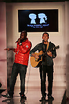 Wyclef Jean and Cris Cab Perform At Boy Meets Girl Forever Young Fashion Show Held at Style 360, NY   9/12/12