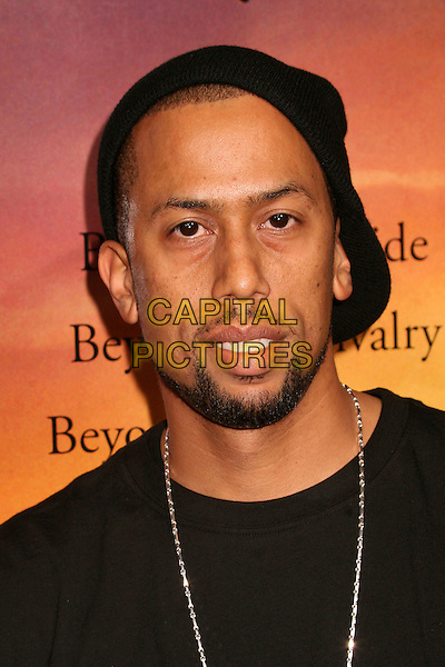 "AFFIRON CROCKETT.""Stomp The Yard"" Los Angeles Premiere at Arclight Cinemas, Hollywood, California, USA, 8 January 2007..portrait headshot.CAP/ADM/BP.©Byron Purvis/AdMedia/Capital Pictures."
