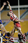 Kristian Ormsby. Counties Manukau Steelers vs Bay of Plenty Steamers warm up game played at Mt Smart Stadium on 14th of July 2006. Counties Manukau won 25 - 20.