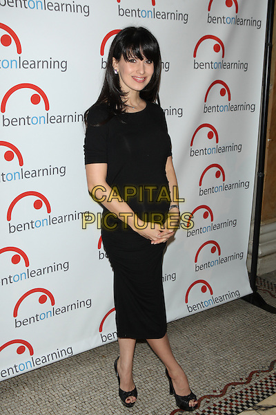 NEW YORK - MARCH 10: Hilaria Baldwin at 6th Annual Bent On Learning Inspire! Gala at Capitale in New York City on March 10, 2015. <br /> CAP/MPI/MPI99<br /> &copy;MPI99/MPI/Capital Pictures