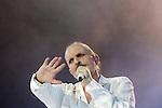 Miguel Bose in concert.June 25, 2015. (ALTERPHOTOS/Acero)