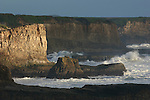 north Santa Cruz coast