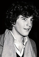 John Kennedy Jr. Undated<br /> Photo By John Barrett/PHOTOlink