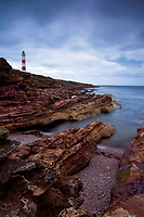 Tarbat Ness Lighthouse, Tarbat Ness, Easter Ross