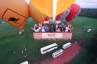 20170129 29 January Hot Air Balloon Cairns