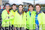 Competing in the Duathlon in Killorglin on Saturday were l-r: Louise Doolan Killarney, Teresea O'Shea Beaufort, Michelle Gleeson Killarney, Stella O'Sullivan and Vivian Juffs both Killorglin
