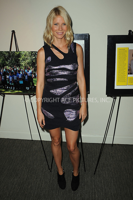 WWW.ACEPIXS.COM . . . . . ....July 29 2009, New York City....Actress Gwyneth Paltrow at the Children of the City 'Champions of Hope' benefit gala at Tribeca Rooftop on July 29, 2009 in New York City. ....Please byline: KRISTIN CALLAHAN - ACEPIXS.COM.. . . . . . ..Ace Pictures, Inc:  ..(212) 243-8787 or (646) 679 0430..e-mail: picturedesk@acepixs.com..web: http://www.acepixs.com