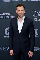 NEW YORK, NY - MAY 14: Joel McHale at the Walt Disney Television 2019 Upfront at Tavern on the Green in New York City on May 14, 2019. <br /> CAP/MPI99<br /> &copy;MPI99/Capital Pictures