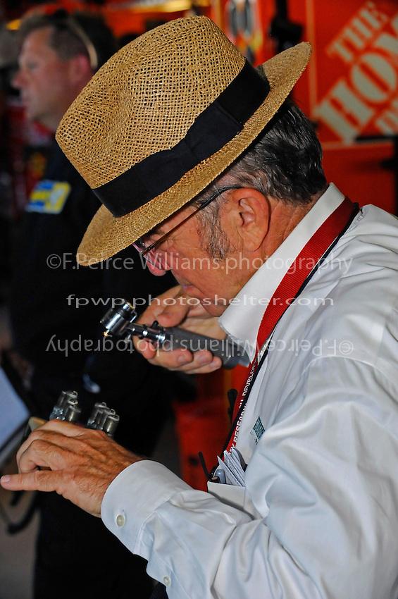 Car owner Jack Roush.