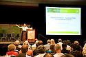 Sarah Susanka, architect and author of the book The Not So Big House, presents her keynote speech on sacred geometry at West Coast Green. West Coast Green is the nation?s largest conference and expo dedicated to green innovation, building, design and technology. The conference featured over 380 exhibitors, 100 presenters, and 14,000 attendees. Location: San Jose Convention Center in Silicon Valley (San Jose, California, USA), September 25-27, 2008