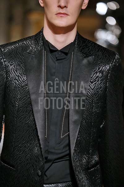 Roberto Cavalli<br /> <br /> Milao Masculino- Inverno 2015<br /> <br /> <br /> foto: FOTOSITE