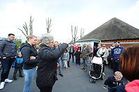 ALGEMEEN: TIJNJE: 15-04-2017, Kaaszuivelboerderij 'De Gelder', rondleiding open dag, ©foto Martin de Jong