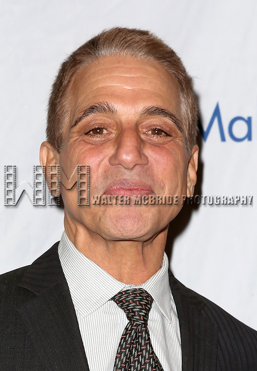 Tony Danza attends the 14th Annual 'Only Make Believe' Gala at the Bernard B. Jacobs Theatre on November 4, 2013  in New York City.