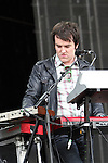 Aidan Lynch of the Blizzards at Slane 2009...Photo NEWSFILE/Jenny Matthews.(Photo credit should read Jenny Matthews/NEWSFILE)....This Picture has been sent you under the condtions enclosed by:.Newsfile Ltd..The Studio,.Millmount Abbey,.Drogheda,.Co Meath..Ireland..Tel: +353(0)41-9871240.Fax: +353(0)41-9871260.GSM: +353(0)86-2500958.email: pictures@newsfile.ie.www.newsfile.ie.FTP: 193.120.102.198.