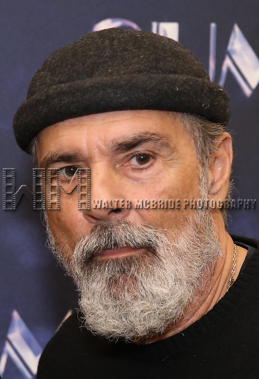 """Bruce Sudano attends the Meet & Greet for """"Summer: The Donna Summer Musical"""" on March 8, 2018 at the New 42nd Street Studios,  in New York City."""