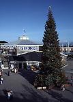 Pier 39 at Christmas
